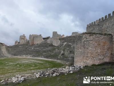 Murallas Fuentidueña - foro senderismo; viajar en semana santa